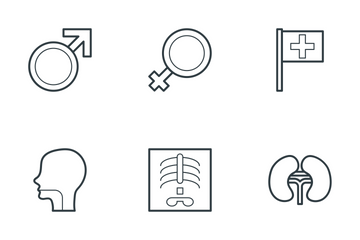 Medical And Health 2 Icon Pack