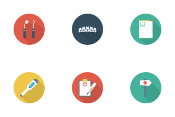 Medical And Healthcare Vol 1 Icon Pack