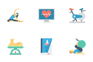 Medical And Healthcare Vol 3 Icon Pack