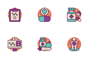 Medical Checkup Icon Pack