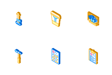 Medical Checkup Health Icon Pack