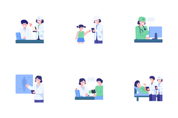 Medical Concepts Icon Pack