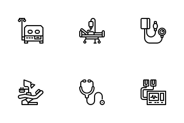 Medical Device Icon Pack