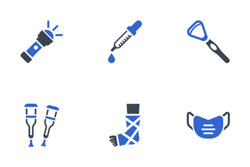 Medical Equipment Icon Pack