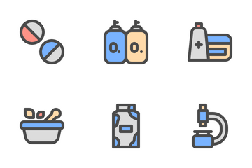 Medical Health Icon Pack