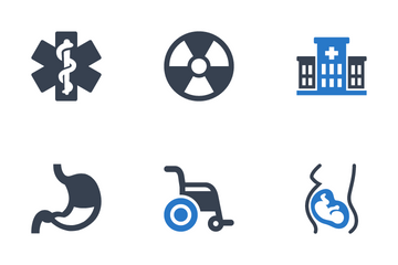Medical & Health Care Icon Pack