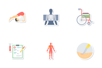Medical Icons Part 3 Icon Pack
