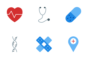 Medical Kit Icon Pack