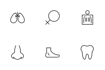 Medical Line Icon Pack