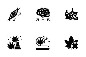 Medical Marijuana Icon Pack