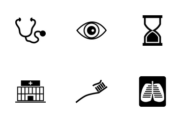 Medical Vector Icons Pack Icon Pack