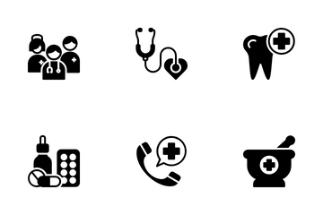 Medical Vol. 1 Icon Pack