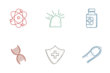Medical Vol 2 Icon Pack