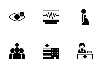 Medical Vol. 2 Icon Pack