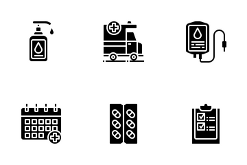 Medicaments Icon Pack