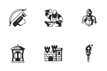 Medieval Icon Pack