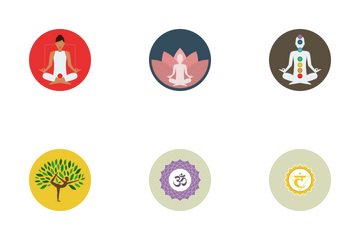 Meditation  Icon Pack