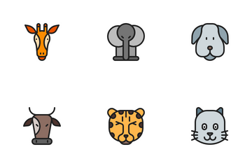 Meet The Mammals Icon Pack