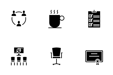 Meeting Icon Pack