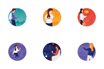 Meetings Icon Pack