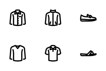 Men's Fashion Icon Pack
