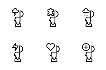 Mental Health Icon Pack