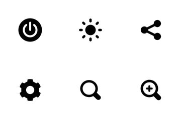 Menu List Icon Pack