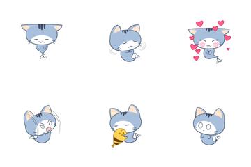 Mercatina Muop Emoji Icon Pack