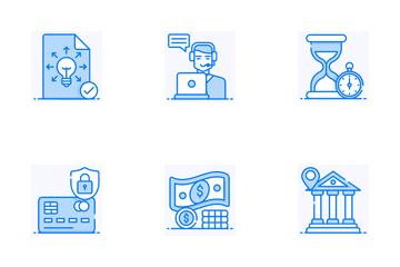 Merchandising Service Icon Pack