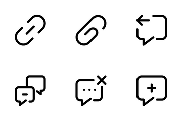 Messages Icon Pack