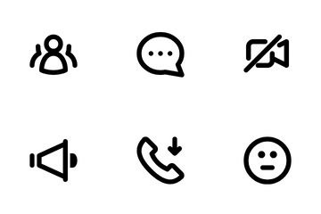 Messenger & Chat Icon Pack