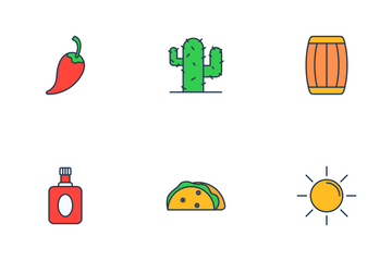 Mexican Icon Pack