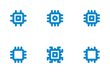 Microchip Icon Pack