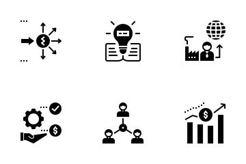 Microeconomics Icon Pack