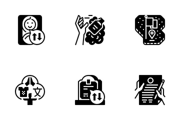 Migration Icon Pack