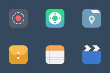 Mii UI Vol.1 Icon Pack