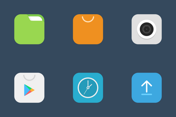 Mii UI Vol.2 Icon Pack
