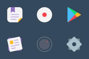 Mii UI Vol.3 Icon Pack