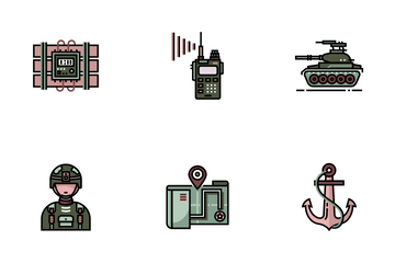 Military Icon Pack