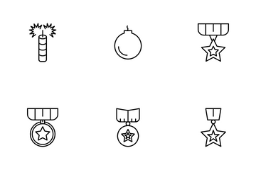 Military And War Icon Pack