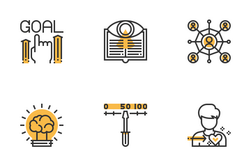 Millionaire Habits Icon Pack