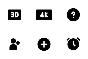 Minimal UI Part 1 Icon Pack
