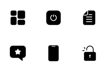 Minimalism UI Icon Pack