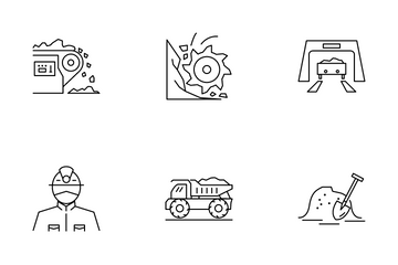 Mining Icon Pack