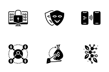 Miscellaneous 14 Solid Icon Pack
