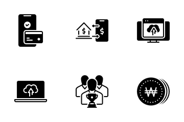 Miscellaneous 276 Solid Icon Pack