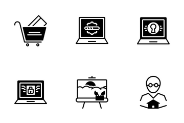 Miscellaneous 31 Solid Icon Pack