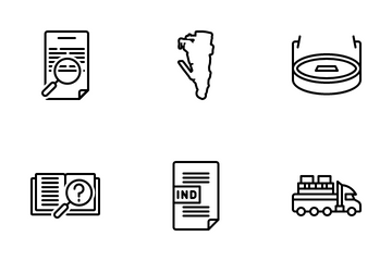 Miscellaneous 320 Line Icon Pack