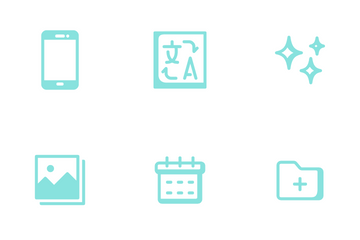 Miscellaneous Dual Icon Pack