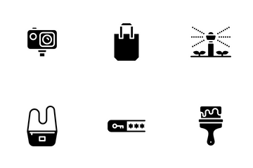 Miscellaneous Elements Icon Pack